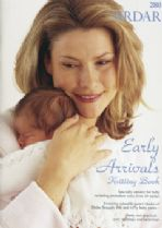 Sirdar Book 280 - Early Arrivals Knitting Book - Sirdar Snuggly Baby DK & 4ply
